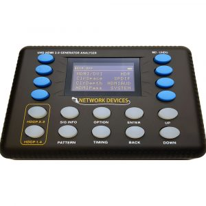 HDMI-Tester-Front